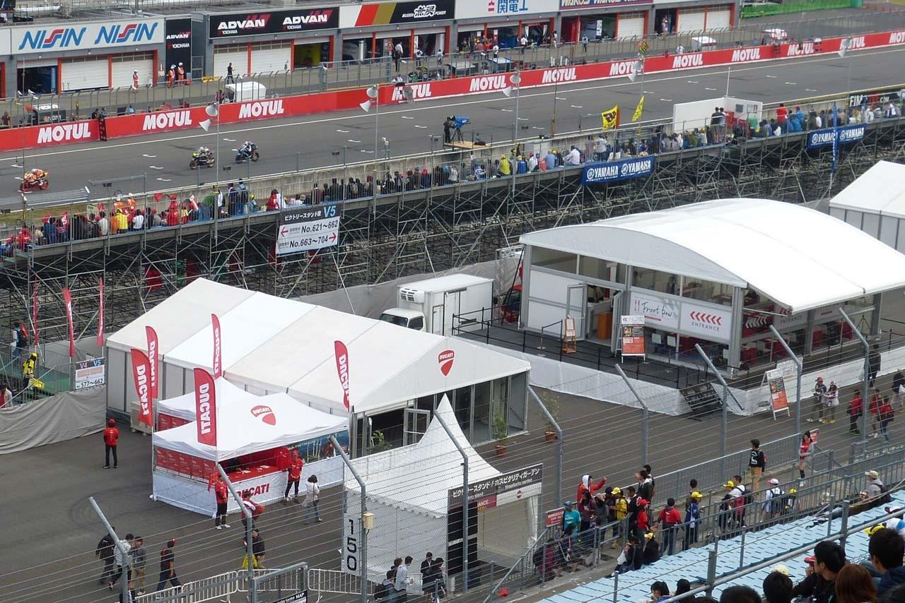 MotoGP:日本GPは朝早くから楽しむのがお勧め。レース観戦だけじゃないサーキットでの楽しみ方