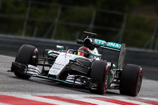F1   マクラーレンはノートラブル、最速はウェーレイン