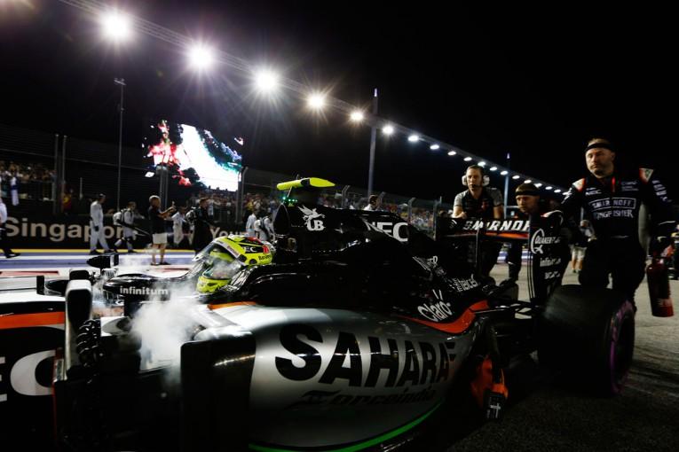 F1   F1 Topic:接戦が続くコンストラクターズ4位争い。勝敗の鍵はタイヤ戦略