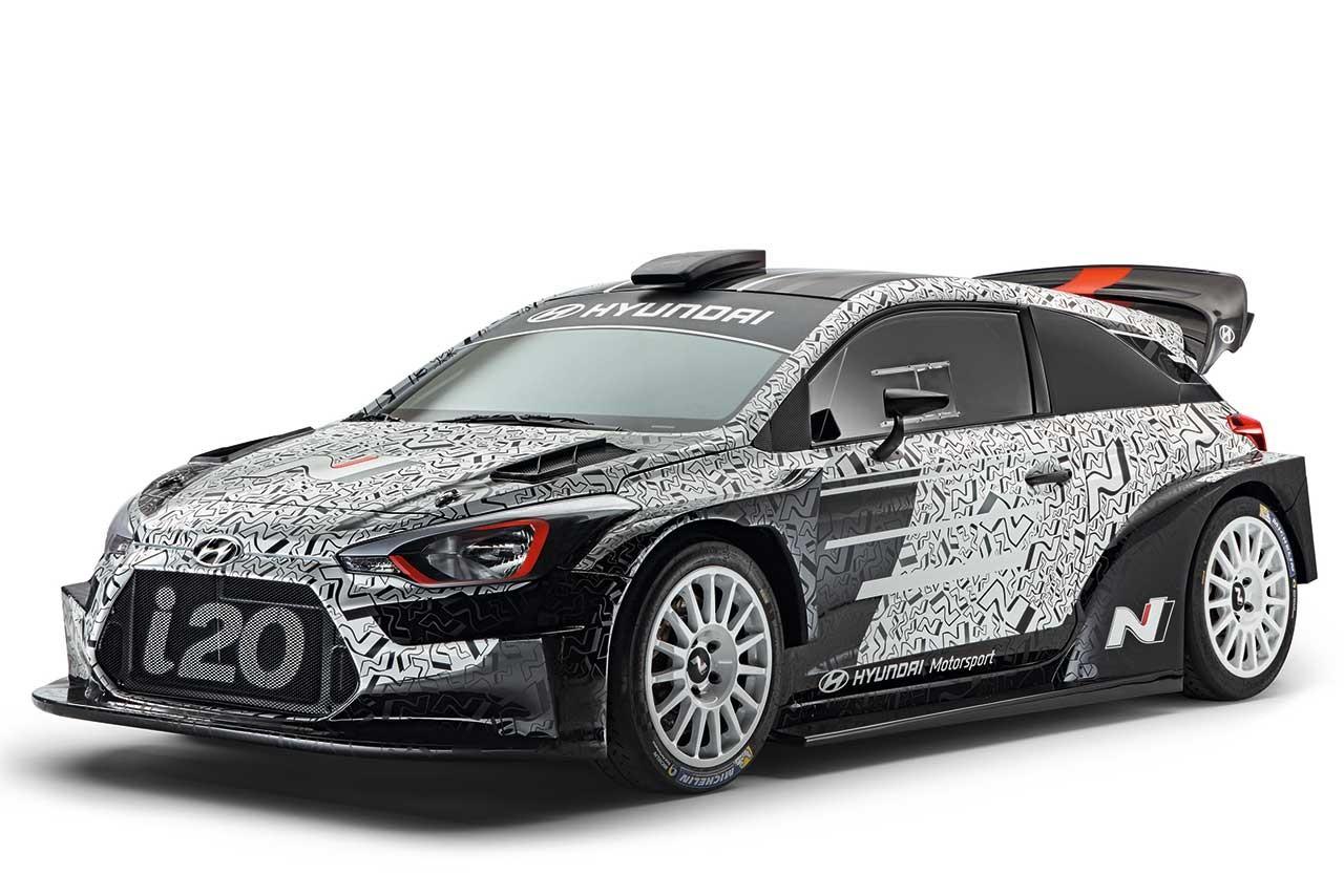 ヒュンダイ、パリショーで17年型i20 WRCを公開。「過去2年の経験を詰め込んだ」
