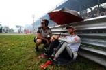 F1 | 小松礼雄F1コラム:トラブルの連鎖で乱れるドライバーの心と、走りの難しさ
