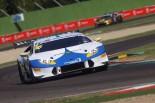 イタリアGTイモラ大会で2連勝した106号車ランボルギーニ・ウラカン(ニコラス・コスタ/根本悠生)