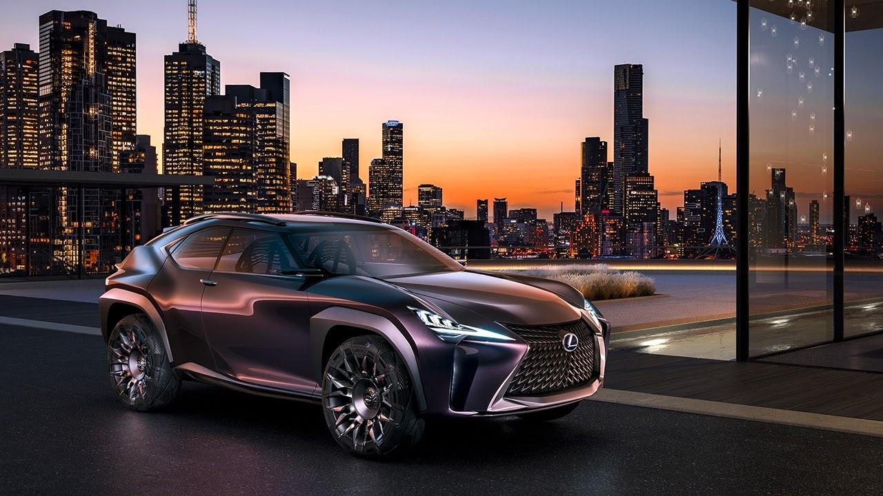 LEXUS、パリモーターショーでコンセプトカー 「UX Concept」を世界初公開