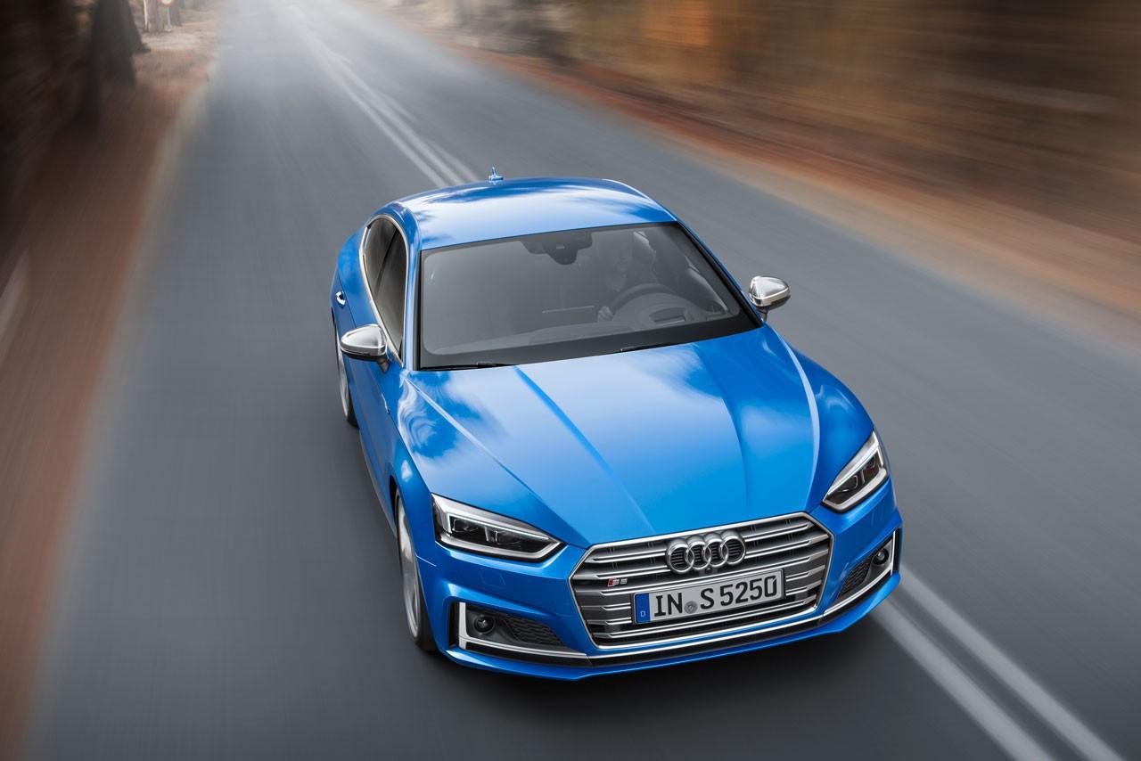 デザインと機能を融合した新型Audi A5/S5 Sportbackが登場