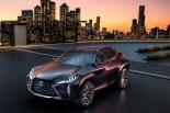 クルマ | レクサス、パリモーターショーでコンセプトカー 「UX Concept」を世界初公開