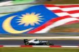 F1 | F1マレーシアGP最初のセッションはロズベルグが首位。アロンソは5番手発進