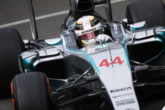 F1 | FP3はハミルトン最速。ニコはトラブルに不安残す