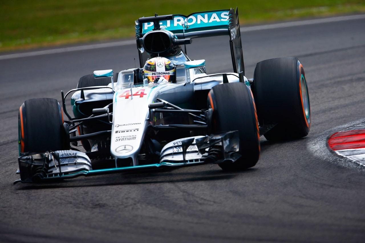 F1マレーシアGPのFP2はハミルトンがトップタイム。マクラーレンも好調