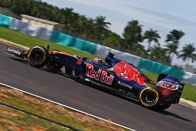 F1 | クビアト「速さがなくチームメイト同士で戦うしかなかった」:トロロッソ マレーシア土曜