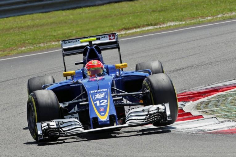 F1 | ナッセ「冷却系のトラブルで走行時間を失った」:ザウバー マレーシア金曜
