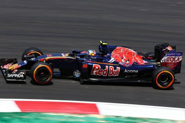 F1 | トロロッソのサインツJr.「ルノーが関心を持ってくれたことを誇りに思う」