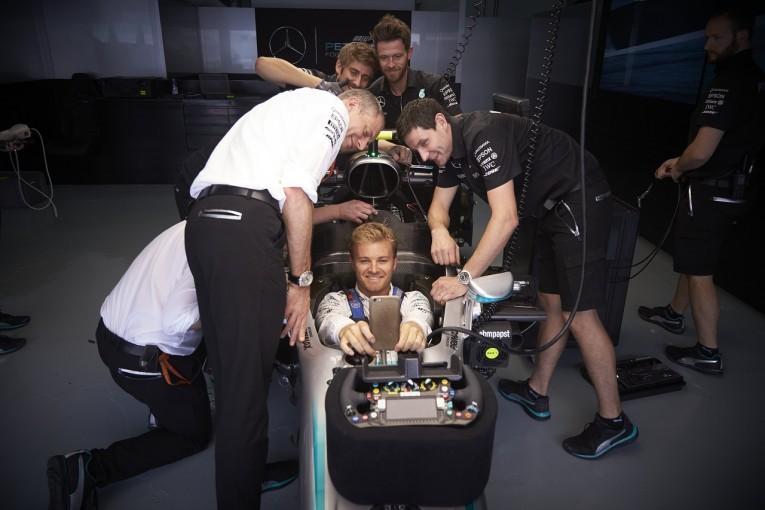 F1 | ロズベルグ「コース改修でオーバーテイクのチャンスが増えるかも」:メルセデス マレーシア金曜