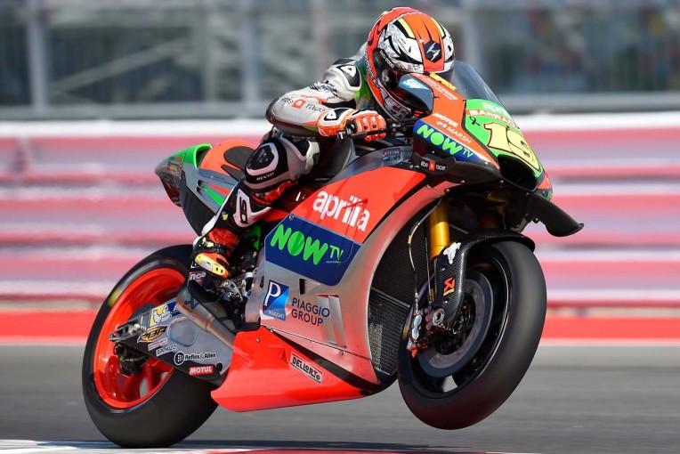 MotoGP | MotoGP日本GP特集:参戦メーカー紹介『アプリリア編』/完全新設計のマシンでもてぎに挑戦
