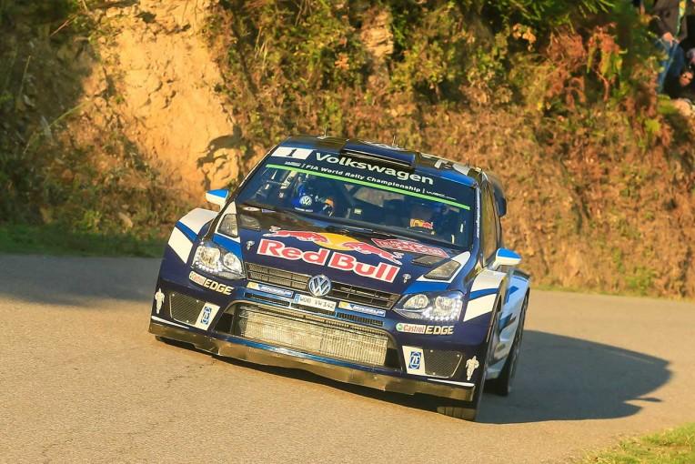ラリー/WRC | 【順位結果】WRC第10戦ツール・ド・コルス SS4後 暫定結果