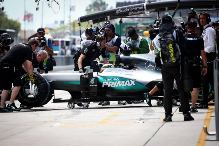 F1 | 【順位結果】F1第16戦マレーシアGP予選