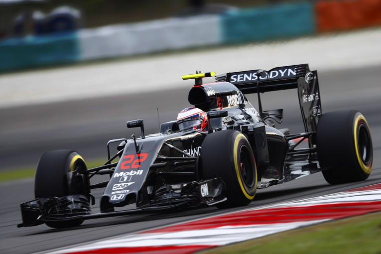 F1   ホンダ「バトンが自信を与えてくれた。見事な走りでQ3進出」/マレーシア土曜