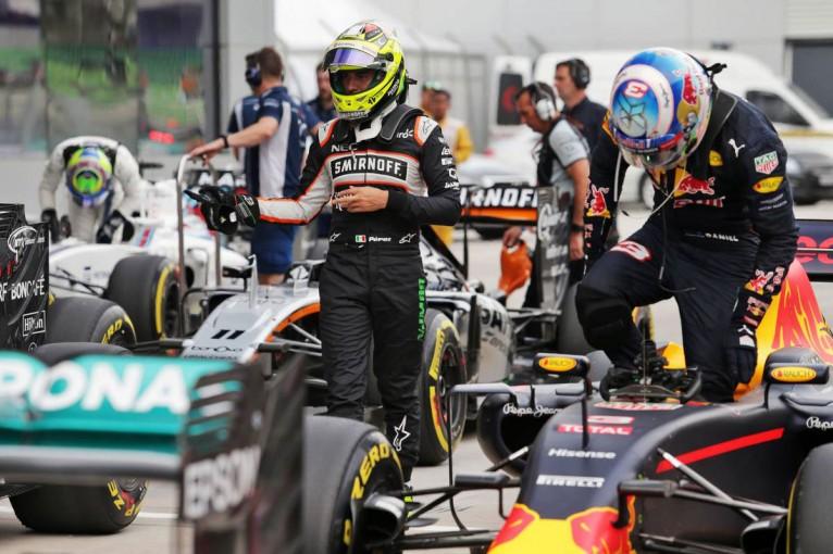 F1 | ペレス「接戦のなか、完璧な予選を走れた」:Fインディア マレーシア土曜