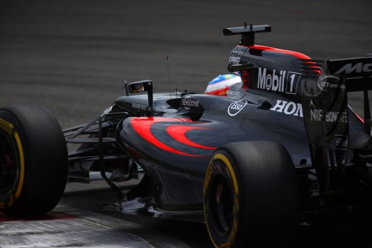 F1 | アロンソ、鈴鹿でホンダF1最新スペック・エンジンを搭載。マレーシアのテストで好結果