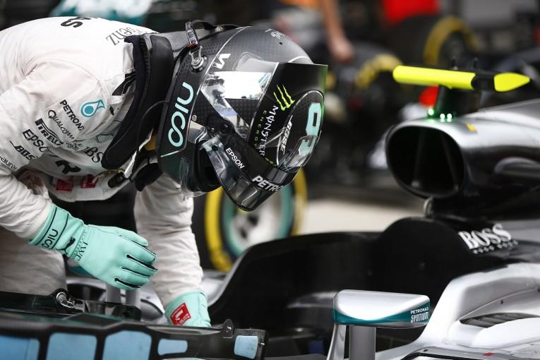 F1   ロズベルグ「ポールはそれほど重要じゃないかもしれない」:メルセデス マレーシア土曜