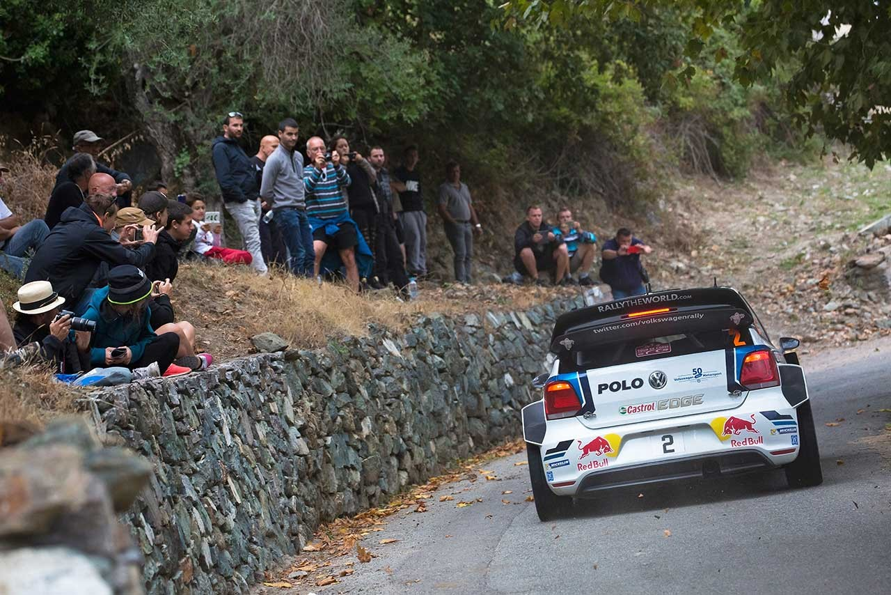 WRC第10戦:ヒュンダイとVWの2位争いが白熱。オジエは連覇王手