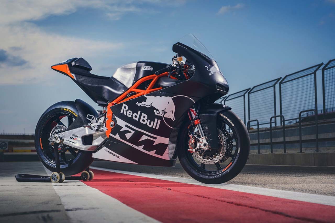 MotoGP:KTM、来季からMotoGPクラスに加えMoto2クラスにも参戦