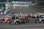 F1   【順位結果】F1第16戦マレーシアGP決勝