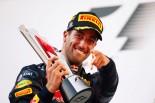 F1 | F1マレーシアGP決勝、ドラマに満ちたレースを僚友とのバトル制したリカルドが勝利で飾る