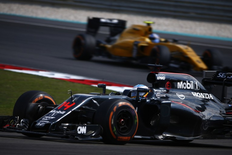 F1 | ホンダF1「鈴鹿に向け心強い結果。ライバルと戦いダブル入賞」/マレーシア日曜