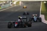 F1 | バトン「一時は4位を走ったのに…セーフティカーが不運すぎた」:マクラーレン・ホンダ マレーシア日曜