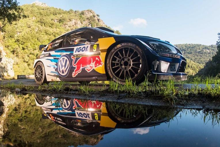 ラリー/WRC   【順位結果】WRC第10戦ツール・ド・コルス 暫定総合結果