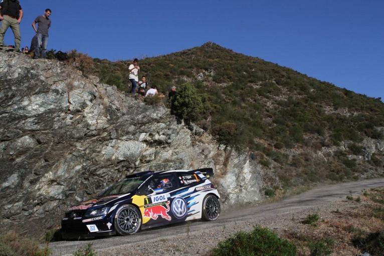 ラリー/WRC | フォルクスワーゲン WRC第10戦ツール・ド・コルス ラリーレポート