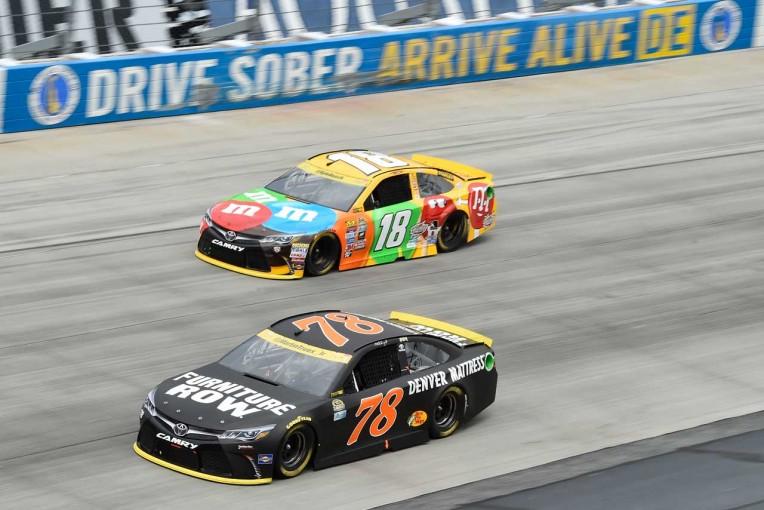 海外レース他 | TOYOTA GAZOO Racing NASCARドーバー レースレポート