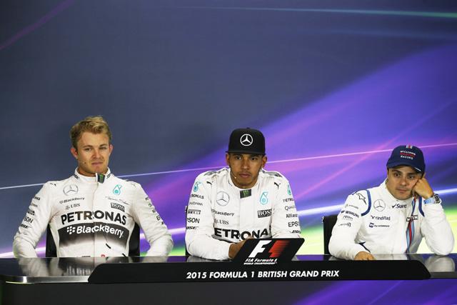 F1 | F1イギリスGP、予選トップ10ドライバーコメント