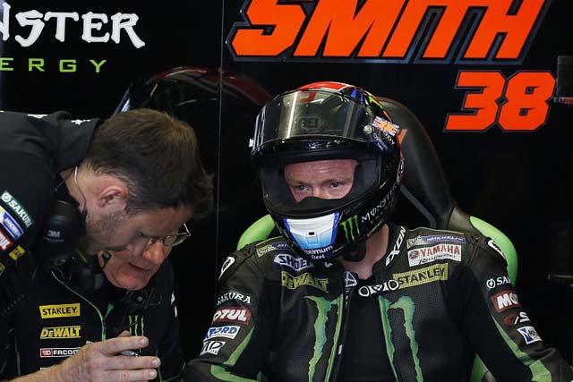 MotoGP   MotoGP:ブラッドリー・スミス、復帰戦となるもてぎまでに「100パーセントまで回復しないだろう」
