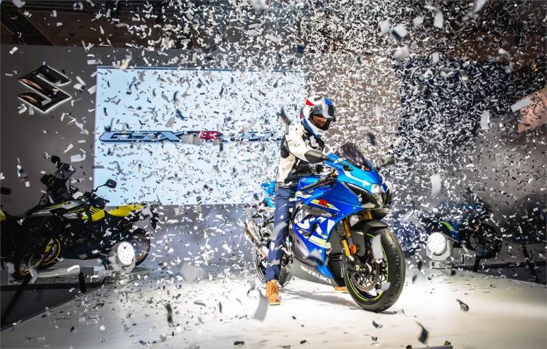 MotoGP   スズキ、フルモデルチェンジした6代目『GSX-R1000』を発表。上級仕様車も