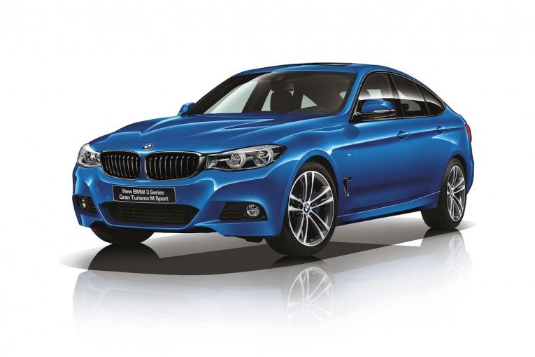 クルマ   BMW3シリーズGTに新エンジン搭載。セダン&ツーリングにも318i追加