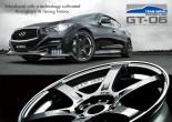 インフォメーション | ホシノインパル、新ホイール『チームインパルRACING LINE GT-06』を発売