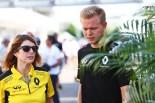 F1 | ドライバー決定遅れるルノー。マグヌッセン「金より才能で選んで」