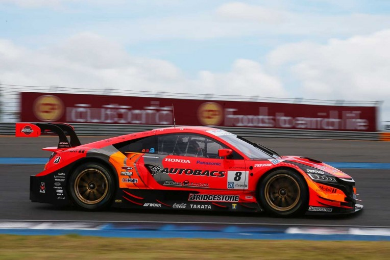 スーパーGT | ARTA NSX CONCEPT-GT  スーパーGT第7戦タイ 予選レポート