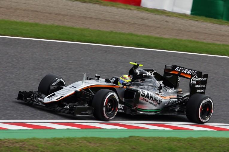 F1 | ペレス「大きな自信感じる。どのタイヤ、燃料量でも強い」:Fインディア F1日本GP金曜