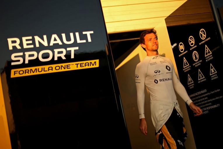 F1 | パーマー「連続入賞を狙える速さがある」:ルノー F1日本GP金曜