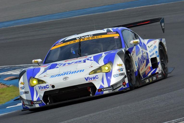 スーパーGT | 【スーパーGTタイ】GT300:昨年PPのVivaCが驚速。2番手と約0.6秒差