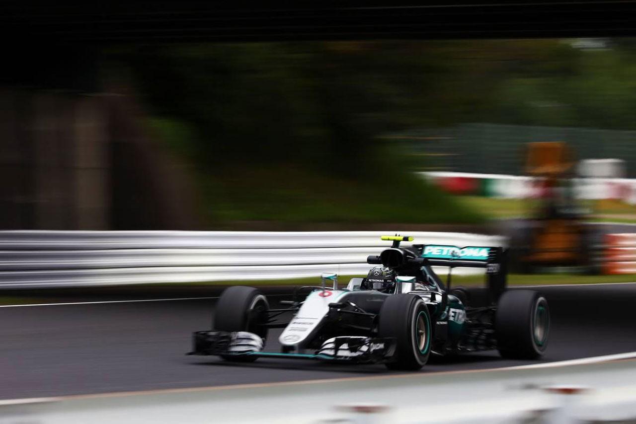 """今宮純F1日本GPの見どころ:定点観測で見た、ニコの集中と""""負けん気"""""""