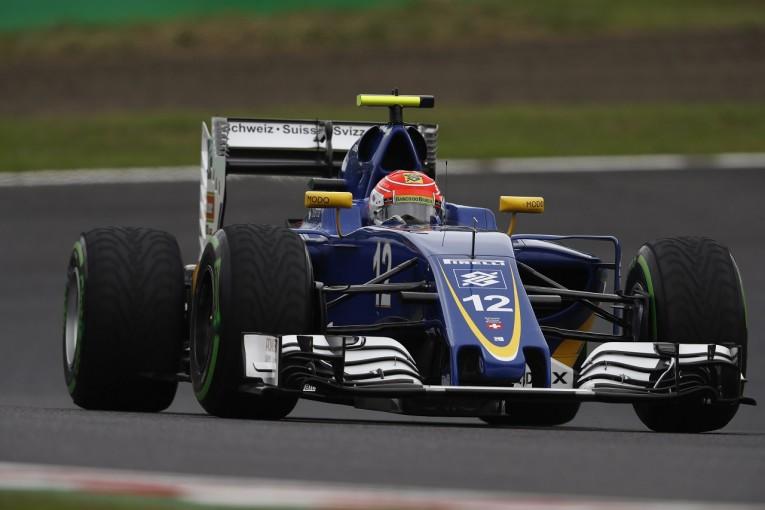 F1   ザウバー、来季は1年落ちフェラーリPUを搭載。大規模なF1規則変更に対応するため