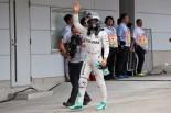 2016年第17戦日本GP ニコ・ロズベルグ(メルセデス)
