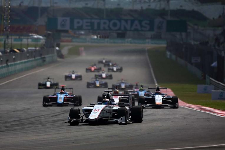 海外レース他   DRSが2017年シーズンからGP3にも導入へ