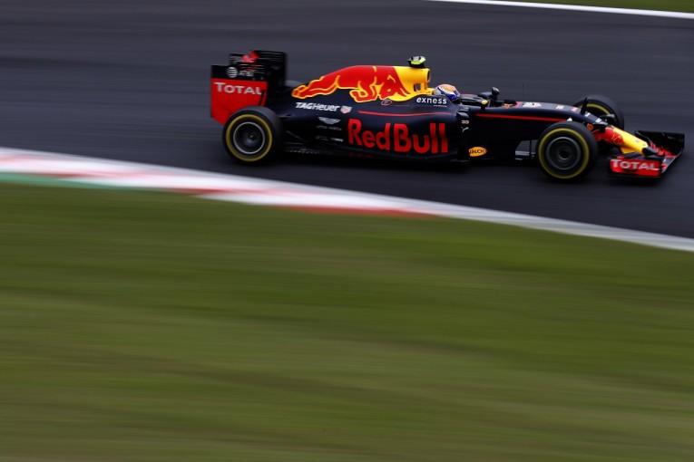 F1 | フェルスタッペン「5番手は少し期待外れ。いつもの長所を生かせなかった」:レッドブル F1日本GP土曜