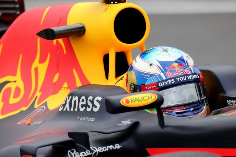 F1 | リカルド「エンジンに問題発生し、不本意な順位に」:レッドブル F1日本GP土曜