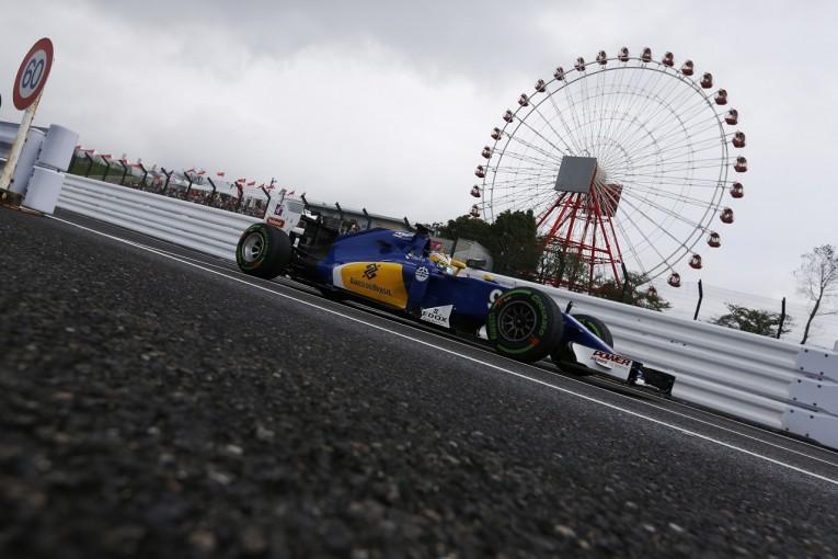 F1   エリクソン「マシンを望む状態に持って行けず厳しい予選に」:ザウバー F1日本GP土曜