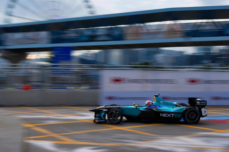 海外レース他 | 【順位結果】フォーミュラE 16-17第1戦香港ePrix予選結果/ピケJr.がポール奪取